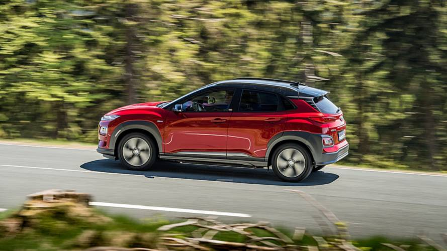 Hyundai Kona Electric Sales Hit New Record In June 2020