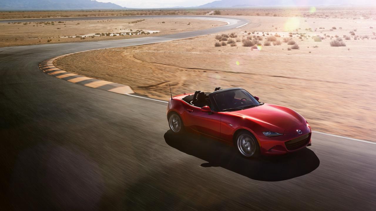7. Sports Car: Mazda MX-5 Miata