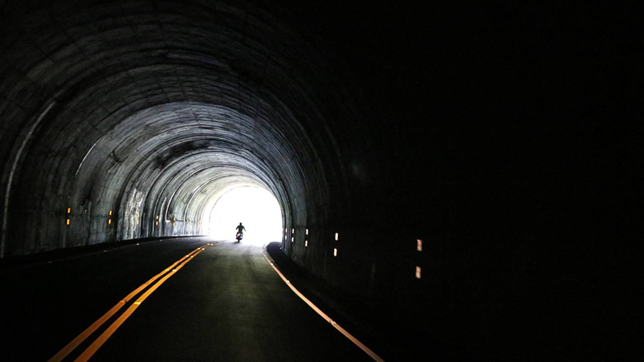 <strong>Like riding through tunnels? There are 25 in the North Carolina portion of the Parkway alone.</strong>