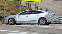 Buick LaCrosse Facelift Spy Photos