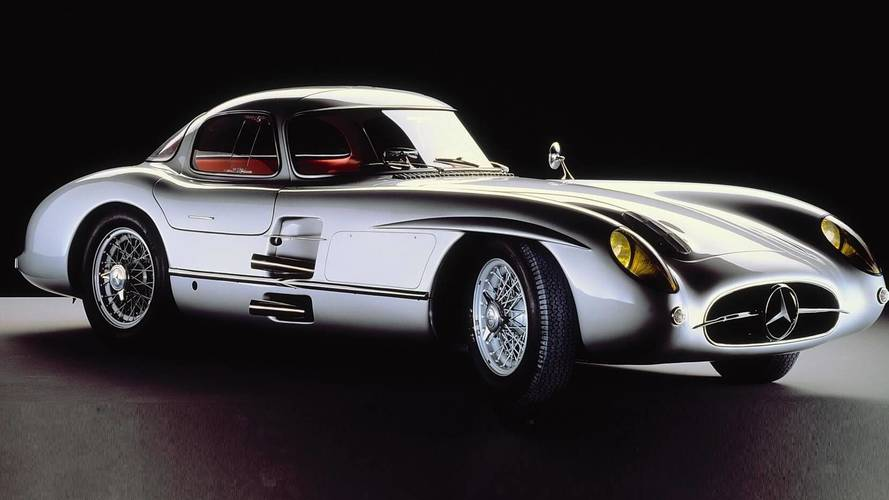 Mercedes Looks Back At The Ultra-Rare 300 SLR Uhlenhaut Coupe
