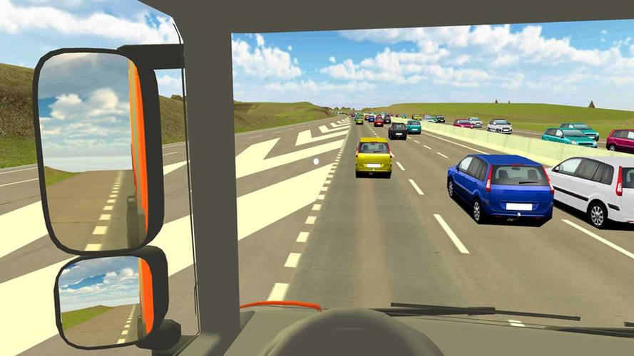 VR tech aims to educate HGV drivers about blind spots