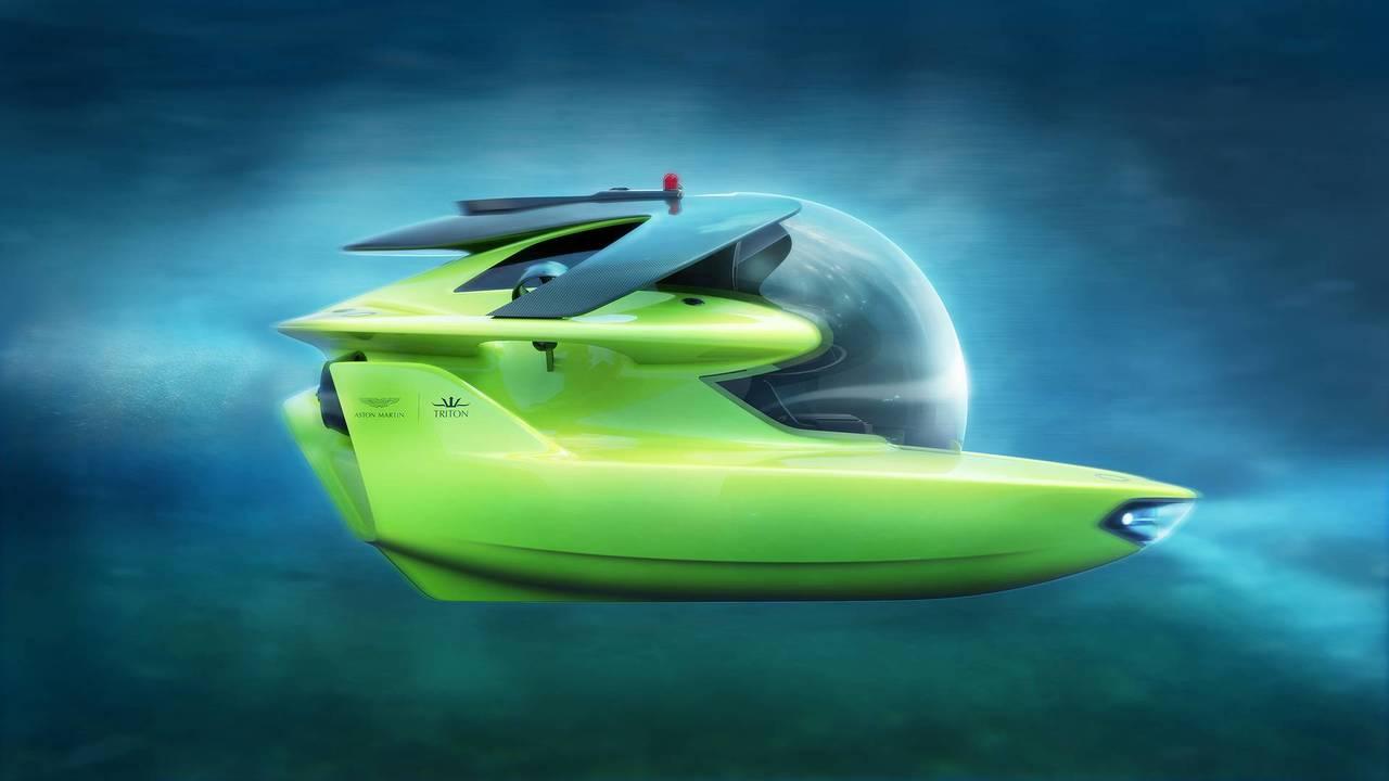 Aston Martin Project Neptuno