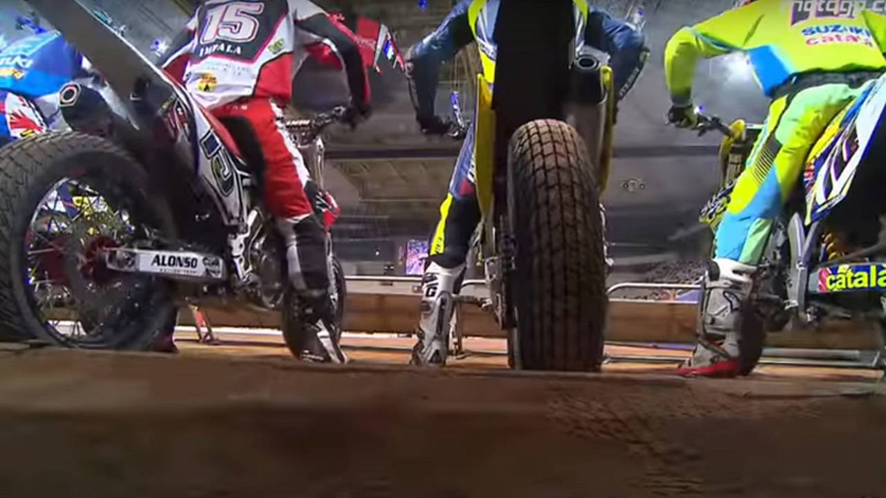Video of the Day: Superprestigio 2016 Highlights