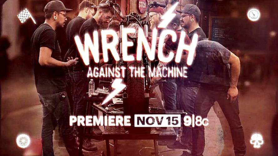Esquire TV Network Presents 'Wrench Against the Machine'
