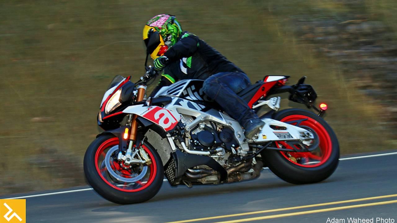 2016 Aprilia Tuono V4 1100 Factory –Ride Review