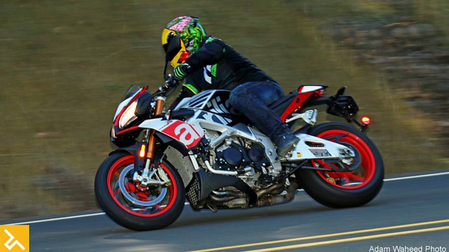 RideApart Review: 2016 Aprilia Tuono V4 1100 Factory