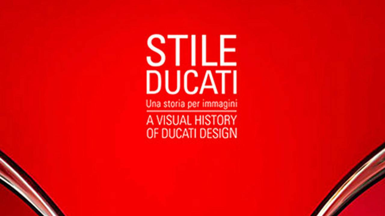 New Stile Ducati Design History Book