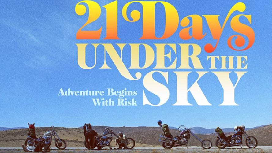 21 Days Under the Sky (2016) - Moto Movie Review
