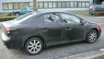Toyota Avensis Sedan Spy Photo