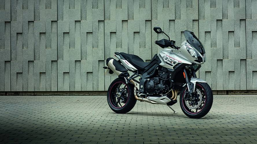Triumph Unveils New Tiger Sport - US Won't See It