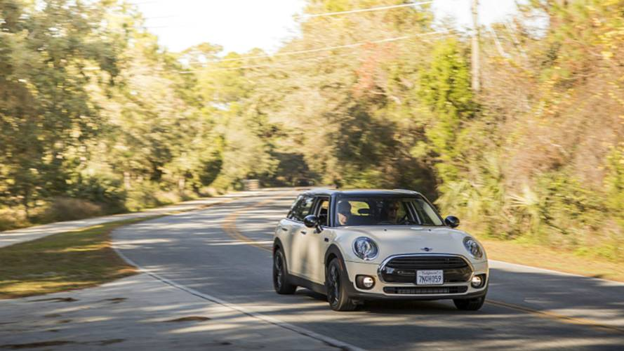 The Smooth, Transitional 2016 Mini Cooper Clubman - Review