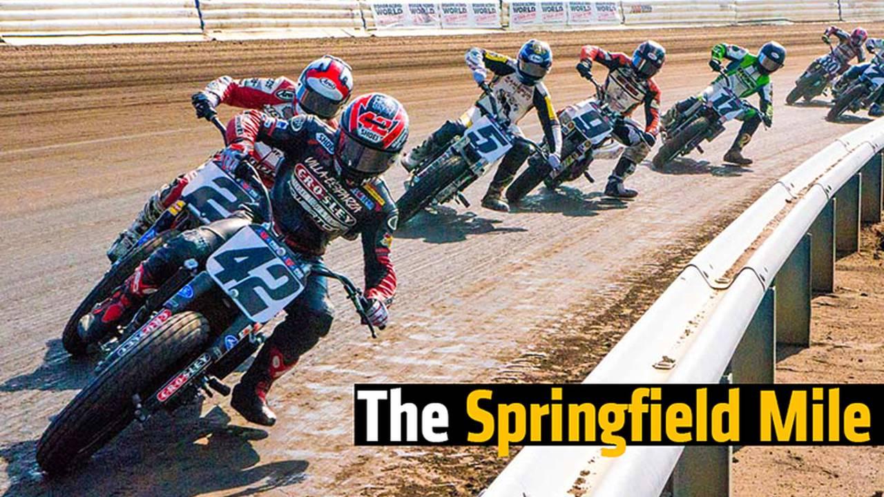The Springfield Mile II