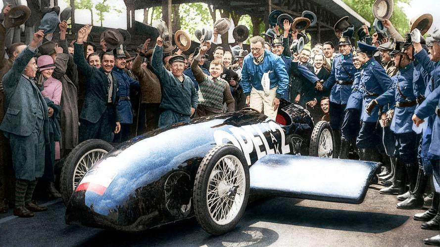 90 Jahre Opel RAK 2