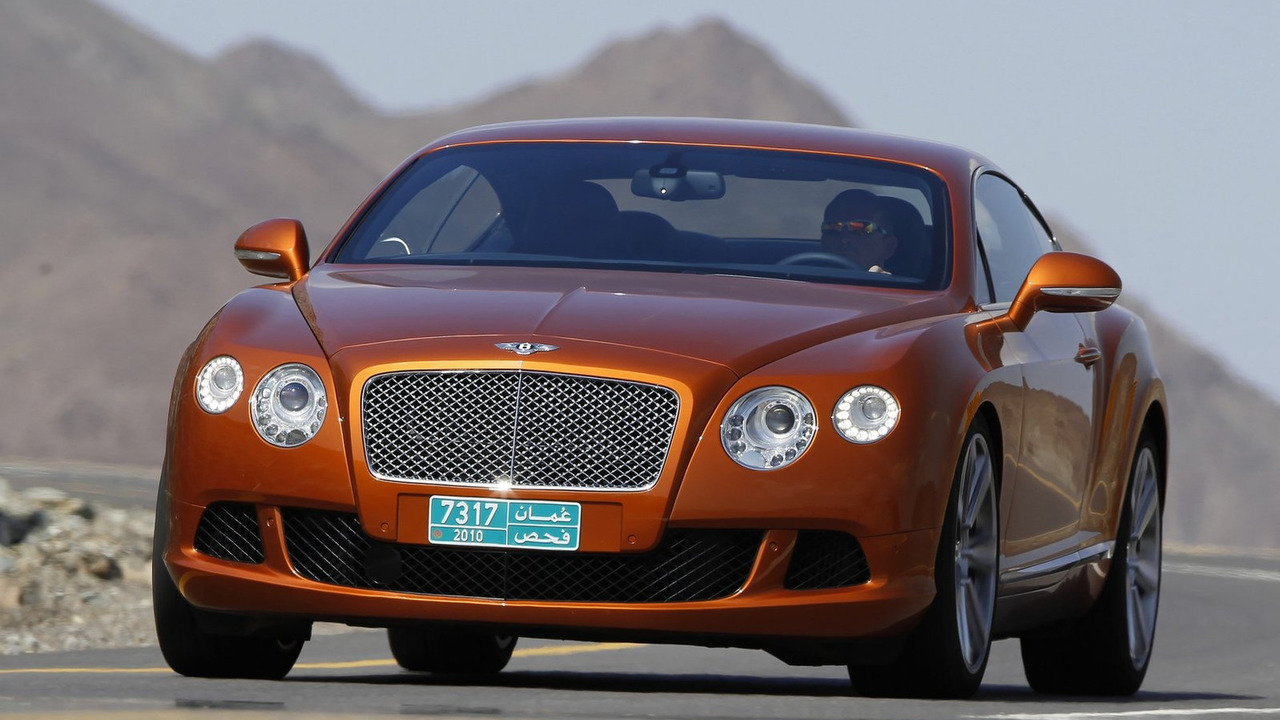 17. Bentley Continental GT (2003-presente): 63.209 unidades
