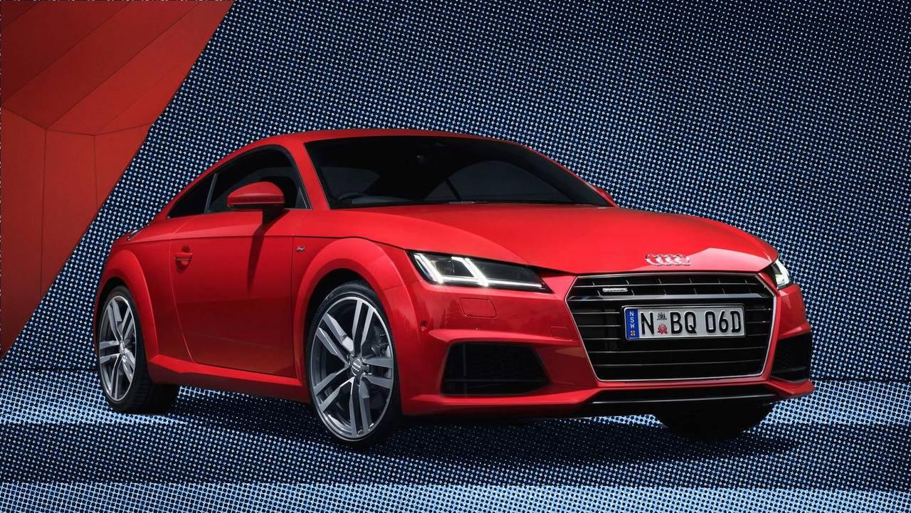 Audi TT Lead
