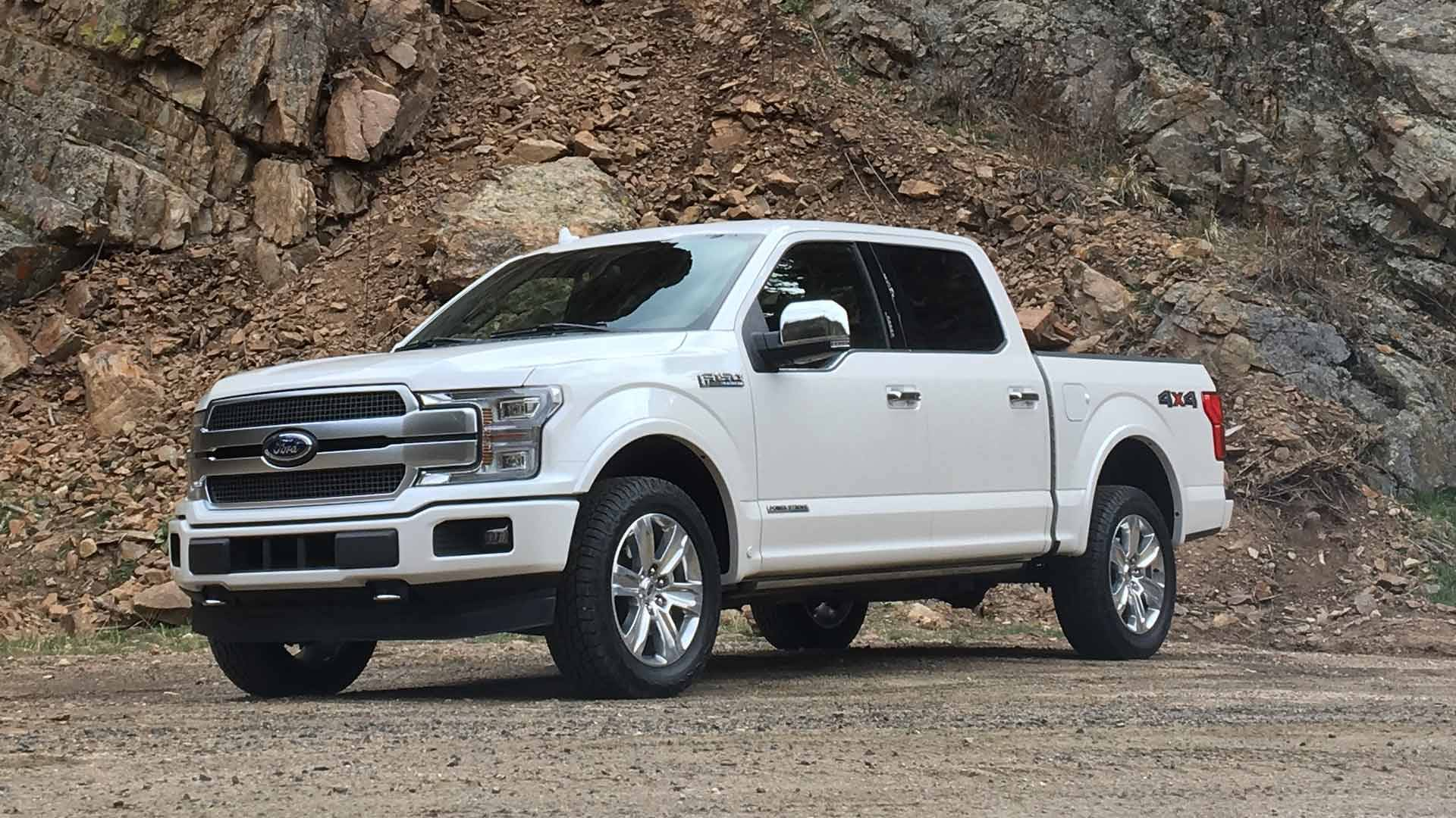 2018 ford f 150 power stroke diesel first drive zero compromise