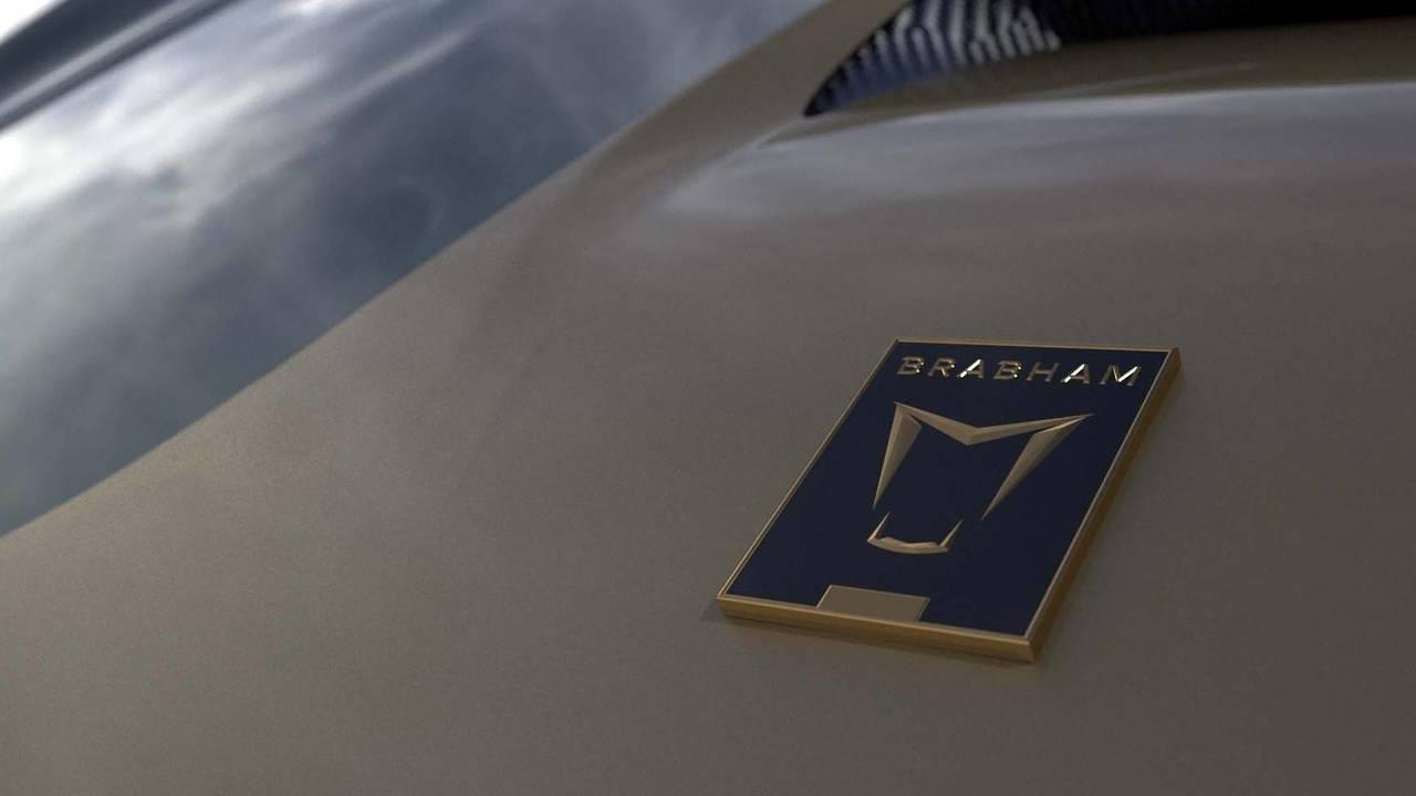 Brabham BT62 teaser