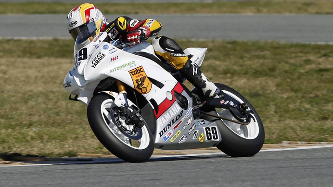 Dunlop Wins its 29th Daytona 200