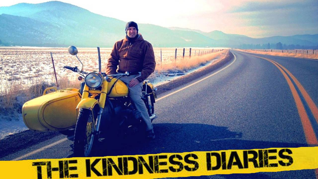 The Kindness Diaries (2015) - Moto TV Review
