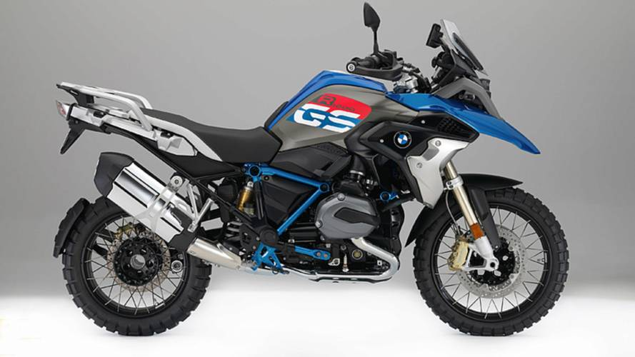 BMW Motorrad Sales Rise in First Quarter