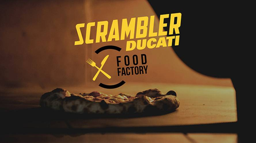 New Ducati Scrambler Food Factory Theme Restaurant in Bologna