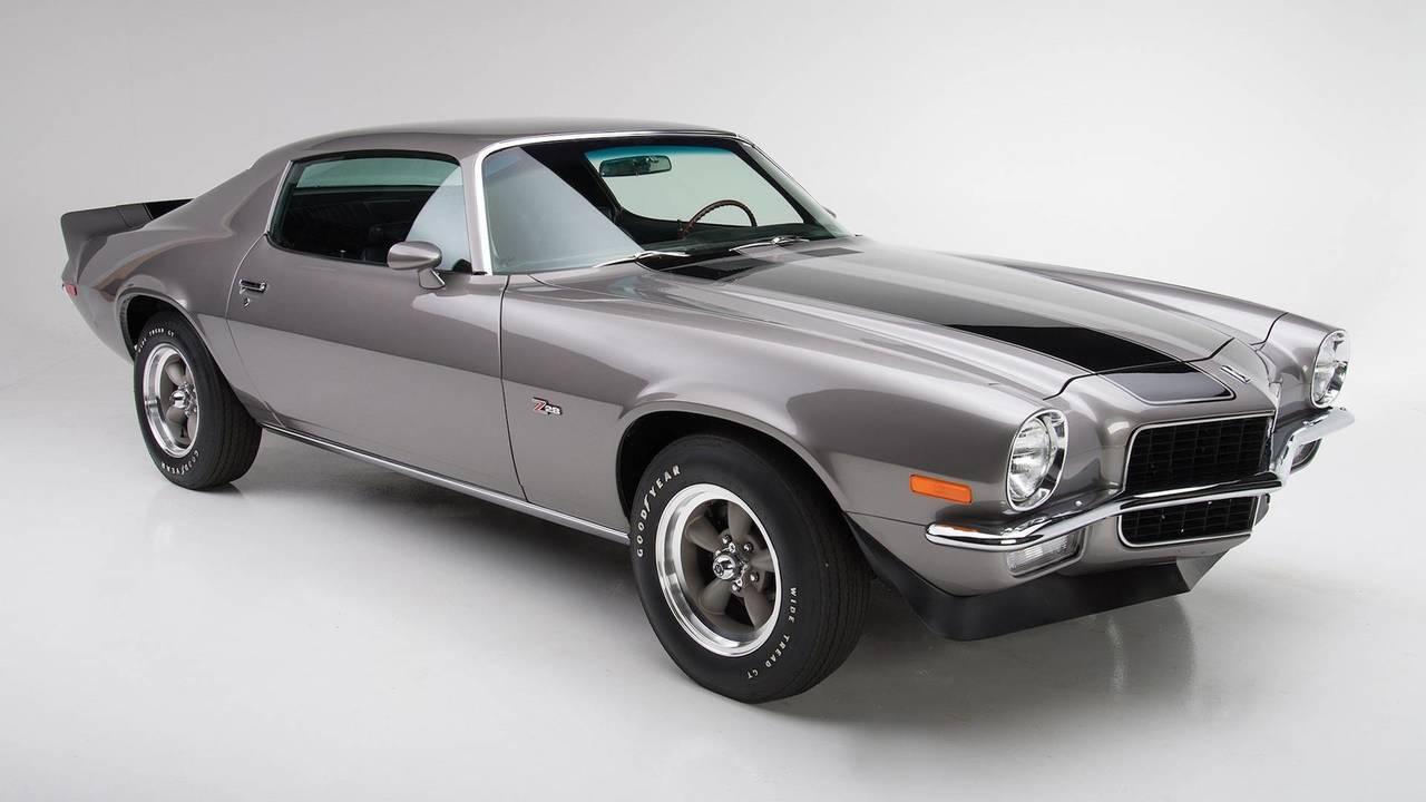 7. 1970.5 Camaro Z/28