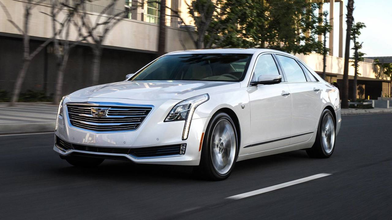 Cadillac CT6 – Active Rear Steer