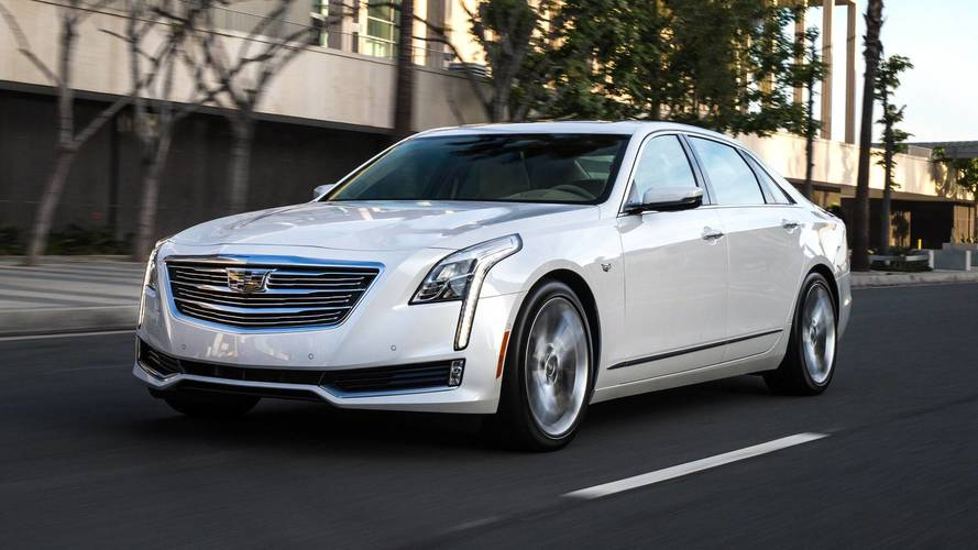 Cadillac CT6 Sedan Could Live On In North America