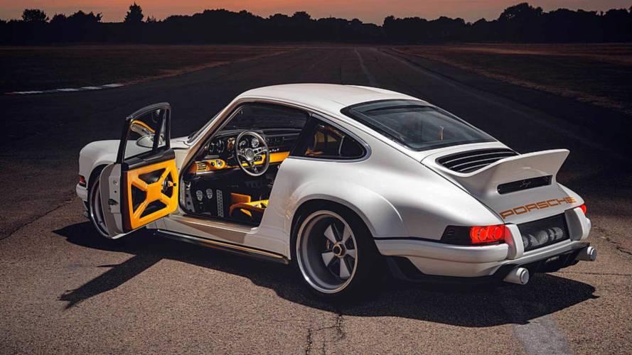 Singer, Williams reveal Porsche 911 DLS retro collaboration