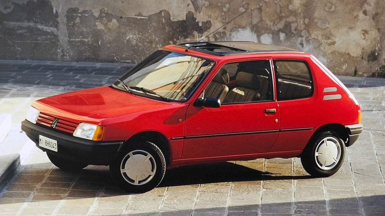 1985 - Peugeot 205