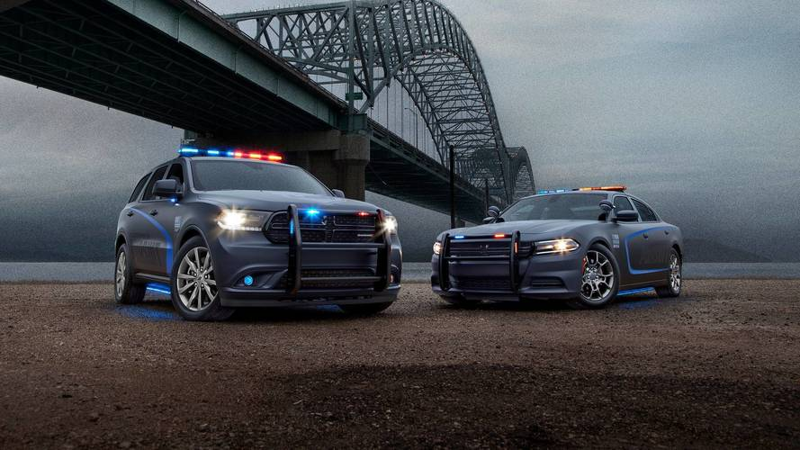 Dodge Durango Pursuit Joins Charger In Law Enforcement Lineup