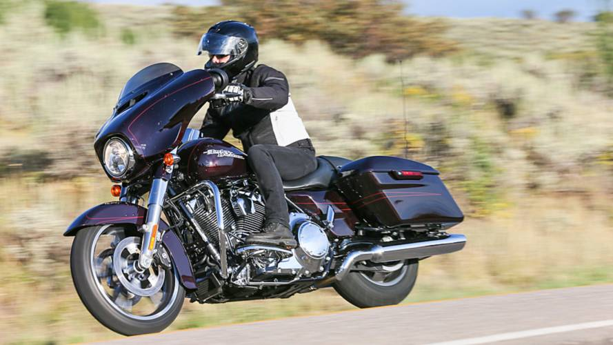 RideApart Review: 2014 Harley-Davidson Touring Models