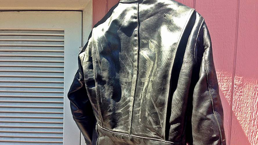 How To Clean Your Motorcycle Leathers