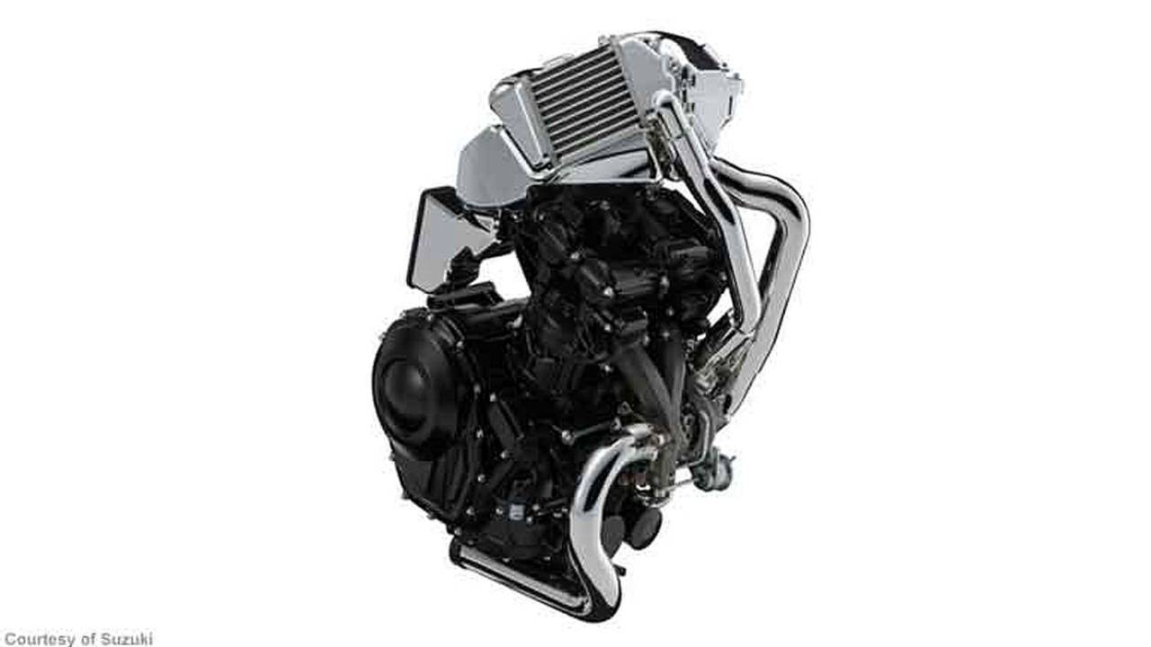 Turbo Lovers Rejoice - Suzuki Turbo Patents Unveiled