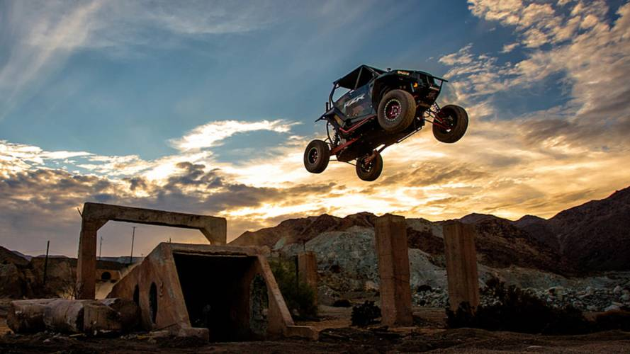 Behind The Scenes Of The Most Epic UTV Video Ever Made