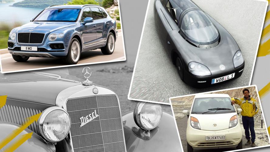 Auto-Historie: Die verrücktesten Diesel der Geschichte
