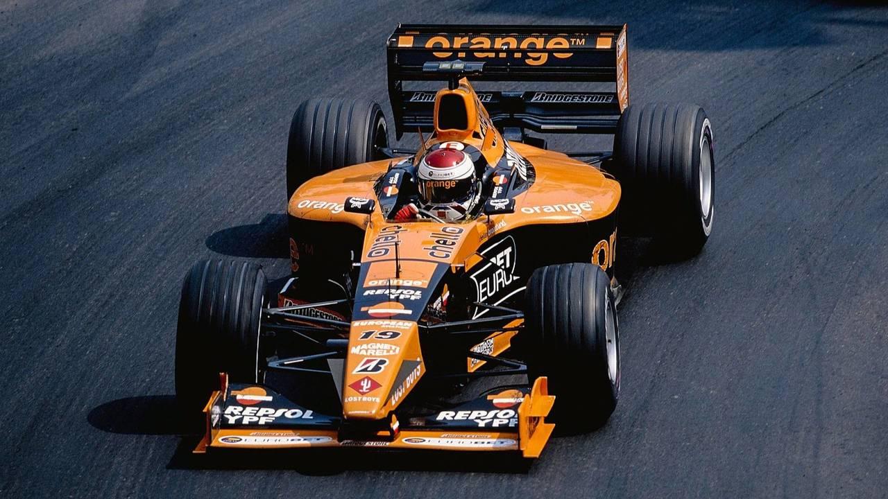 14. Jos Verstappen (107 Grandes Premios)