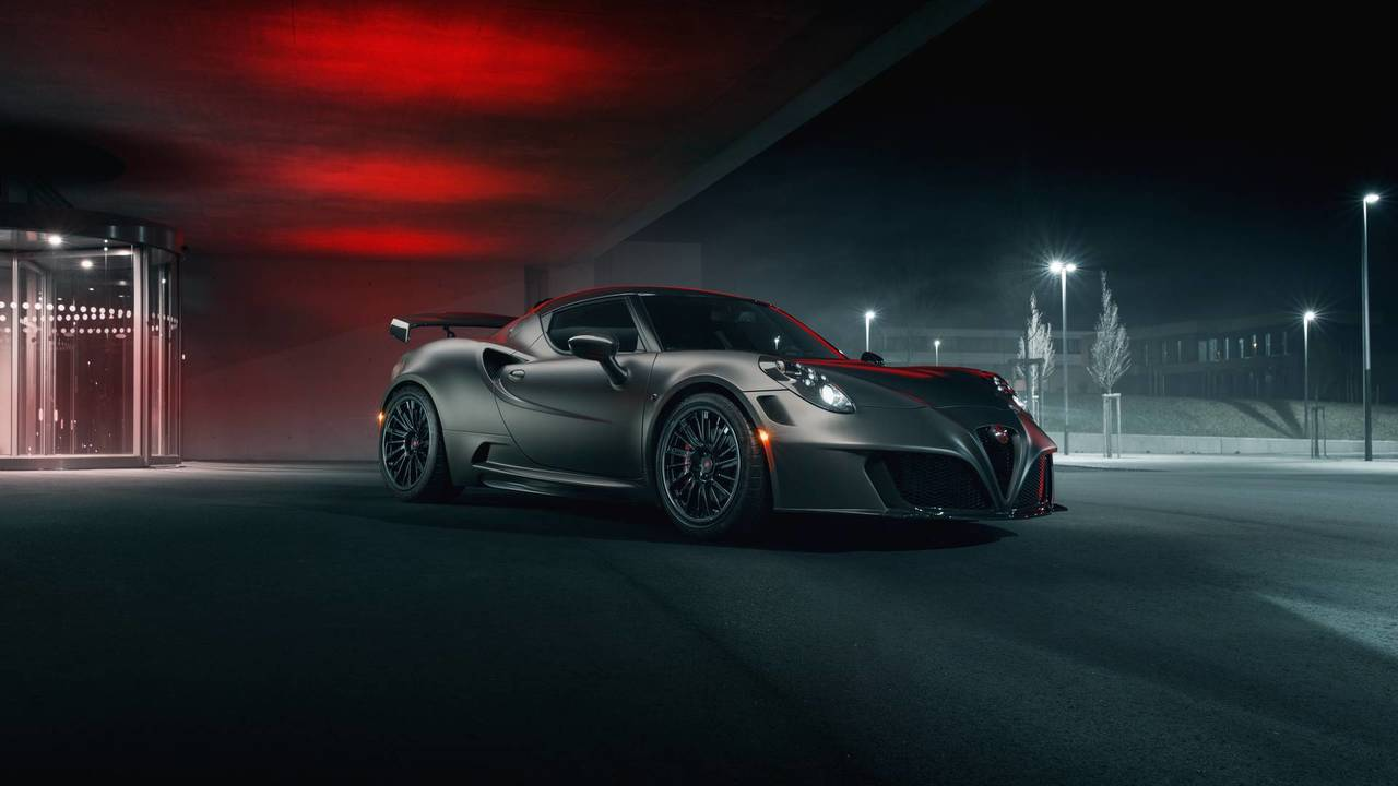 Alfa Romeo 4c Nemesis By Pogea Racing Doubles Horsepower