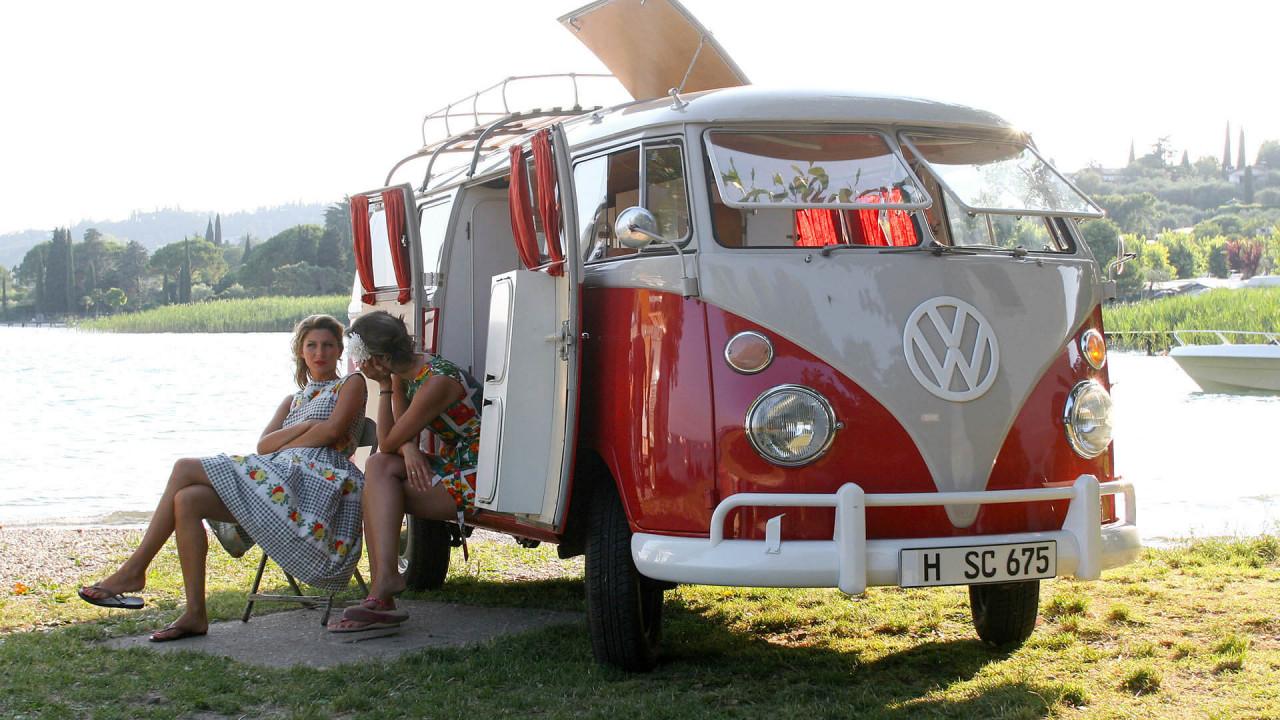 """VW Bus: """"Bulli"""""""