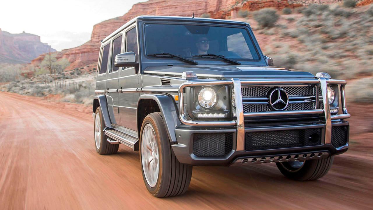 Mercedes-AMG G 65 –  ca. 265.000 Euro