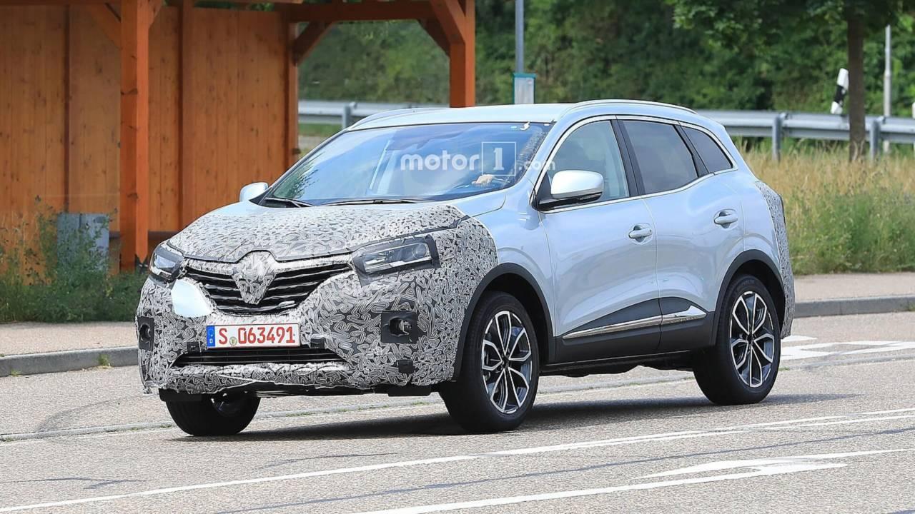 Renault Kadjar restylé