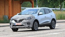 Renault Kadjar 2019, fotos espía