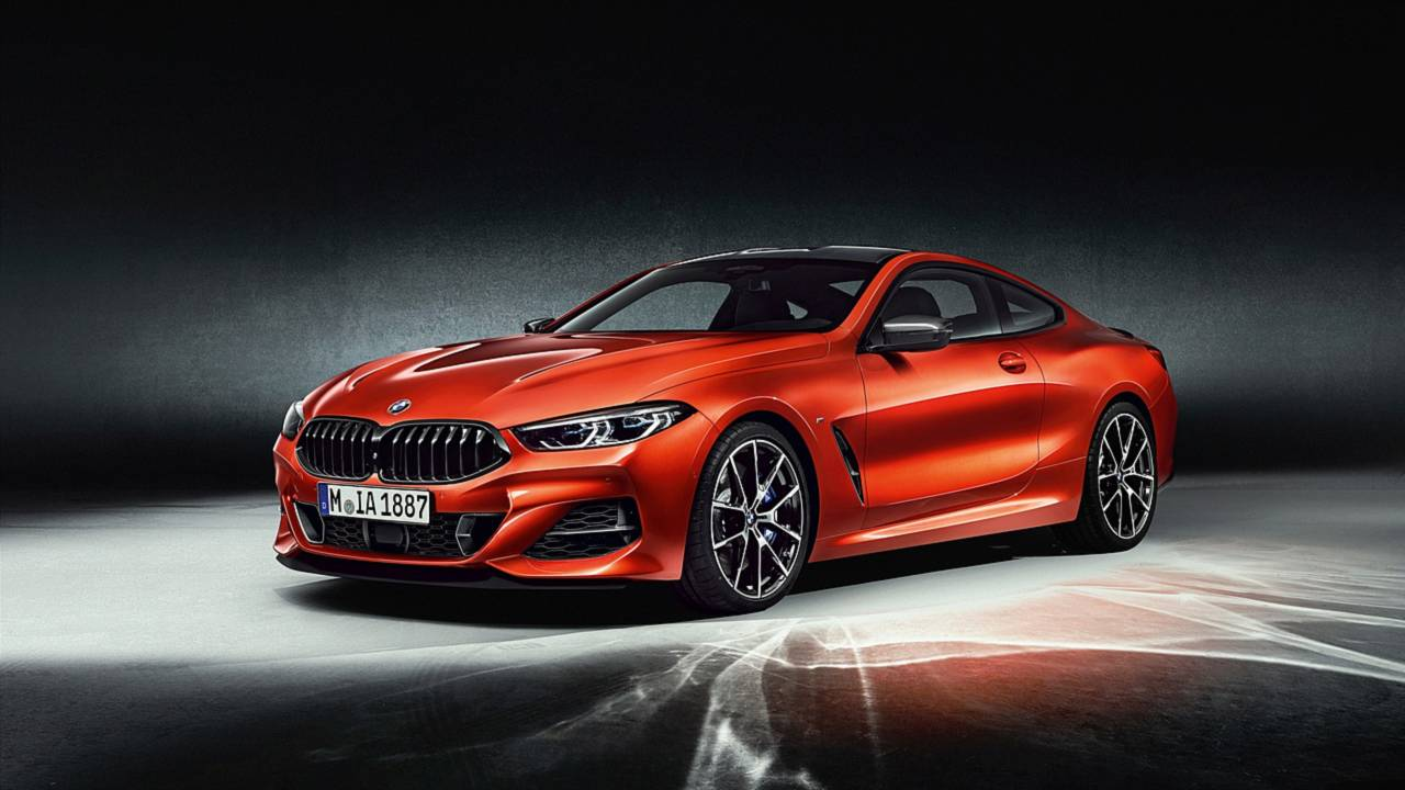 2019 Bmw 8 Series Starts At 111900 Arrives In Us In December