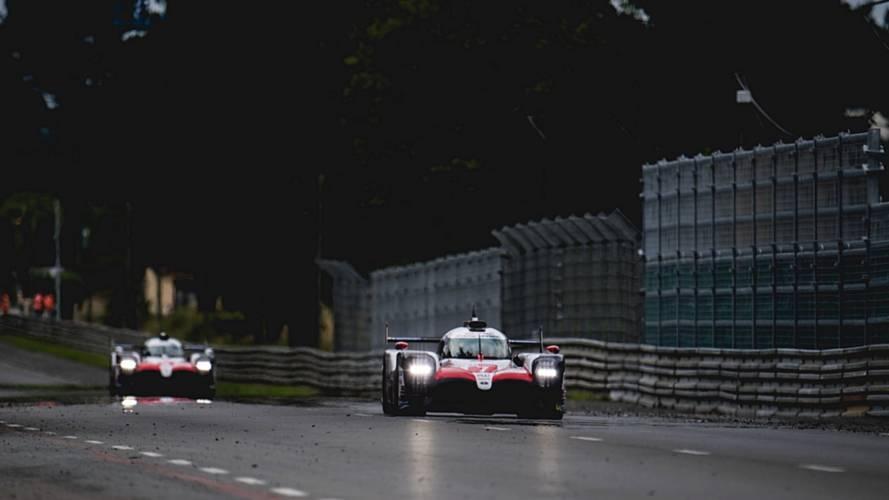 Le Mans: la lucha de los Toyota, en un segundo