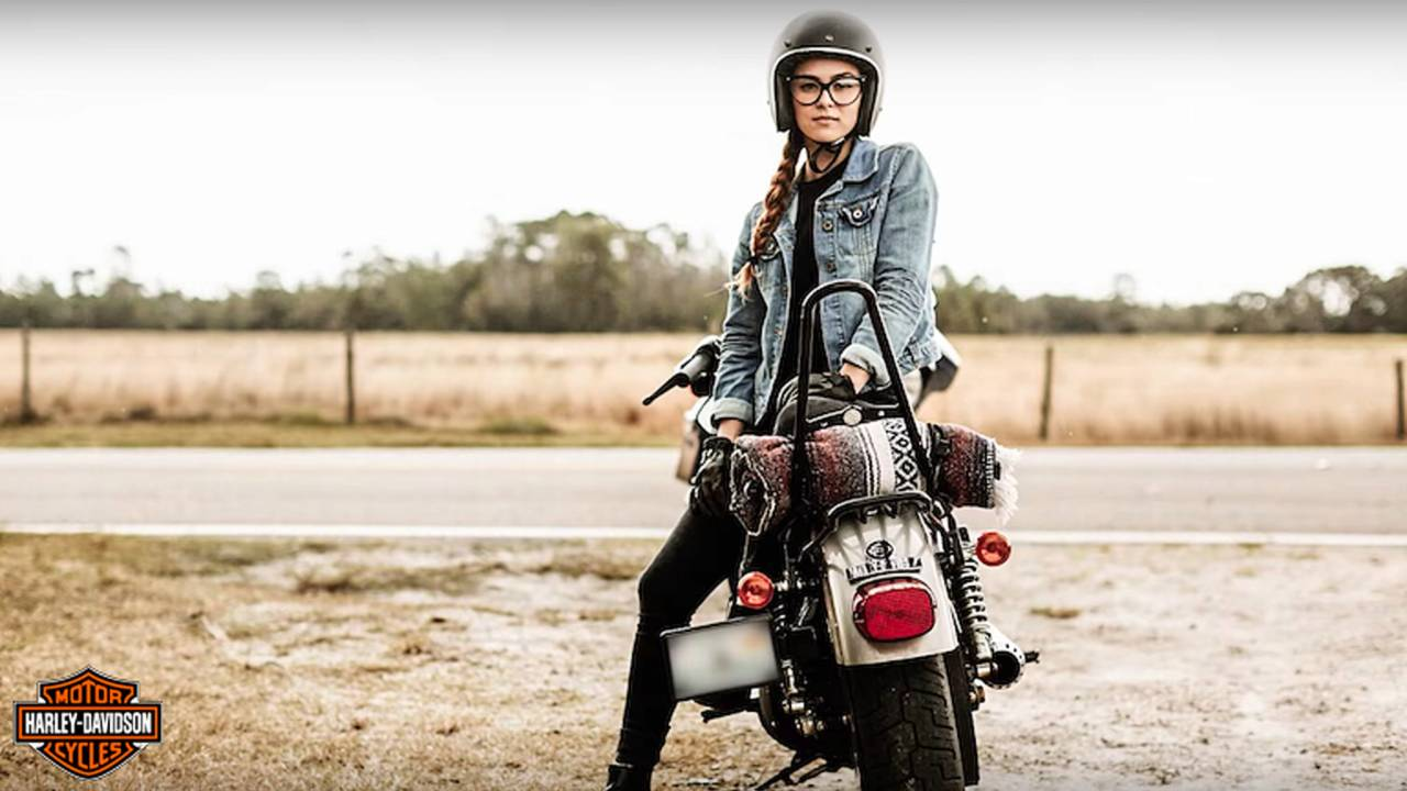 Harley-Davidson Reminds Us That Its Bikes are Customizable