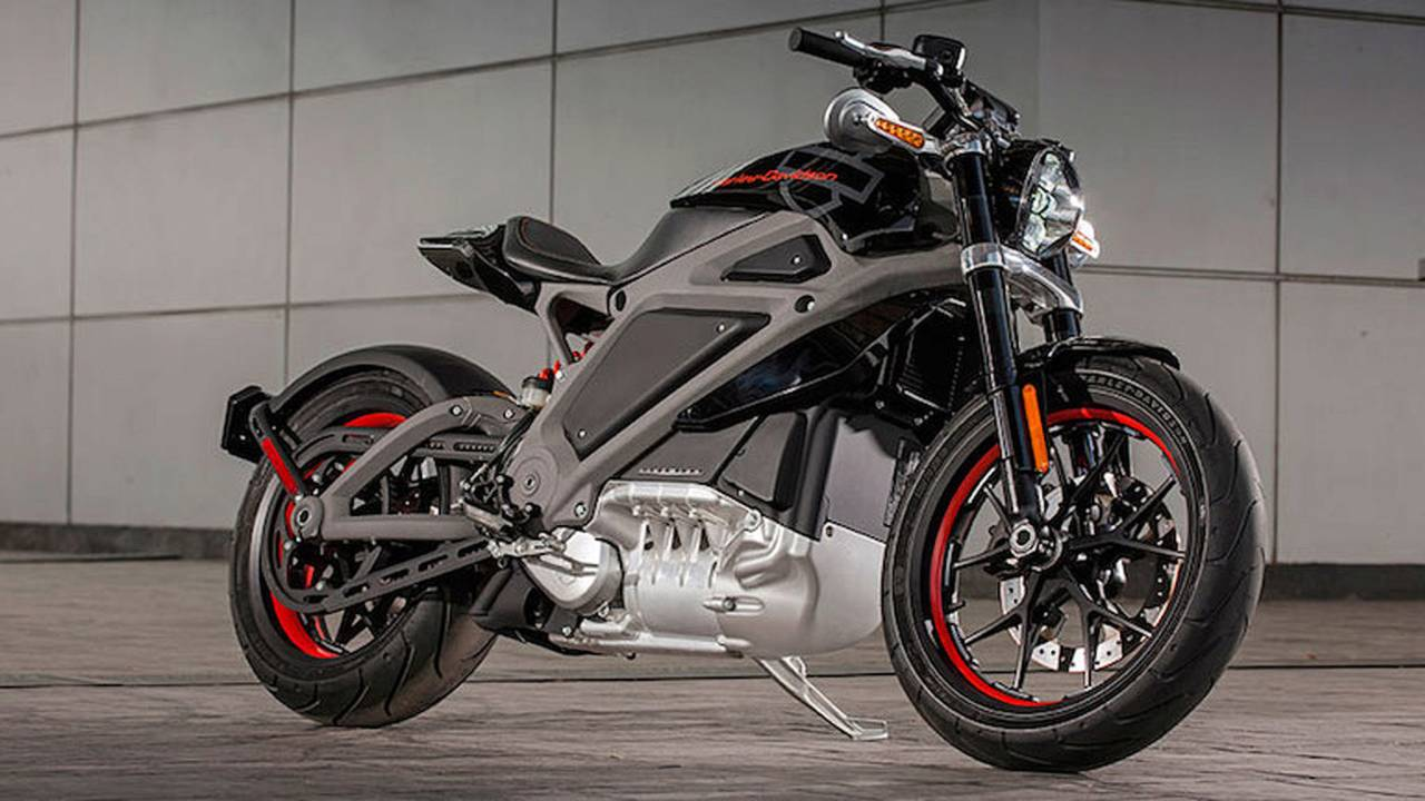 The Harley-Davidson Livewire has gone almost entirely unchanged since first being shown