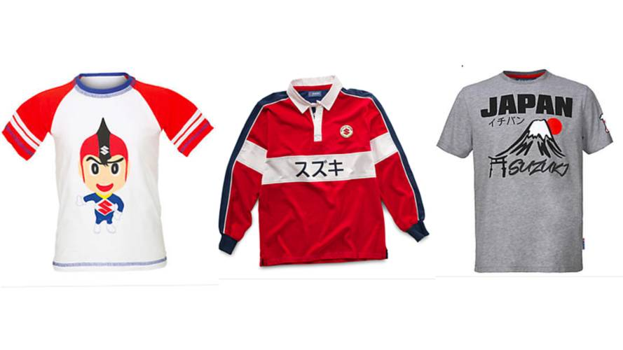 Suzuki's New Heritage Clothing Line is Totally Hipster