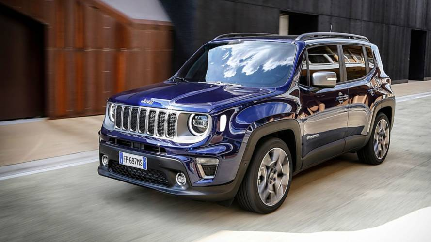 Jeep'in Ağustos kampanyası da hazır