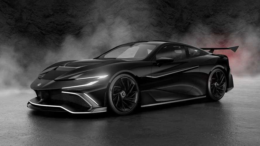Naran V8, un superdeportivo con cuatro plazas y 1.062 CV de potencia